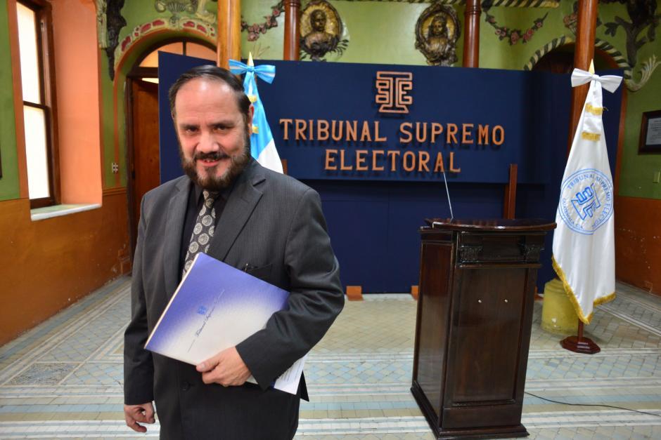 El TSE multó al partido Mi País. (Foto: Jesús Alfonso/Soy502)