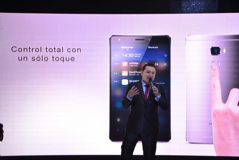 Huawei presenta tres novedosos dispositivos para los usuarios guatemaltecos. (Foto: Jesús Alfonso/Soy502)