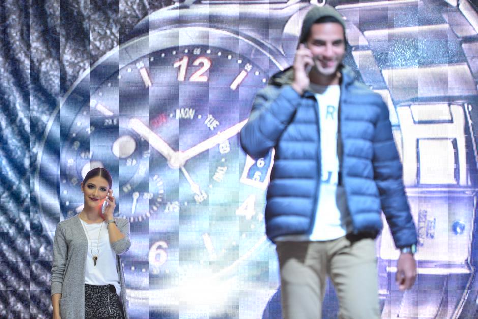 El Huawei Watch es una prenda diseñada para lucir elegante. (Foto: Jesús Alfonso/Soy502)