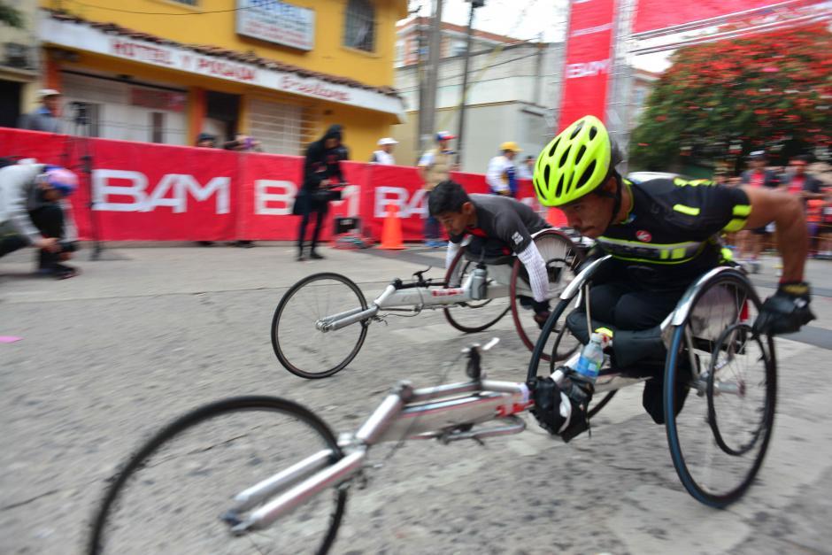 Hubo varias categorias en el recorrido. (Foto: Jesús Alfonso/Soy502)