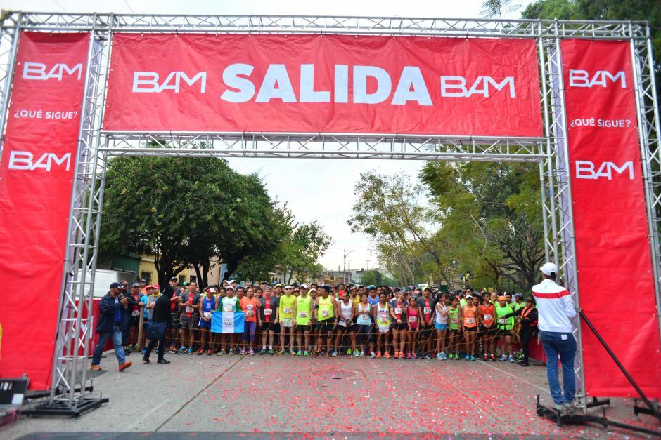 La salida fue ubicada en la Avenida Juan Chapín. (Foto: Jesús Alfonso/Soy502)