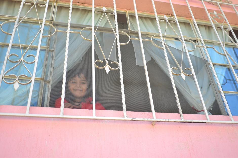 Los inquilinos de La Asunción son conscientes del riesgo pero la necesidad les mantiene en el área de riesgo. (Foto: Jesús Alfonso/Soy502)