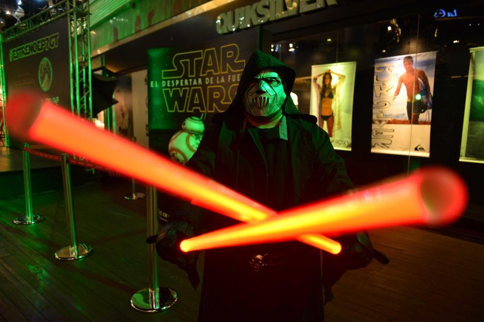 Los personajes más populares fueron Darth Vader, Boba Fett, Leia Organa, Han Solo, R2-D2. (Foto: Jesús Alfonso/Soy502)
