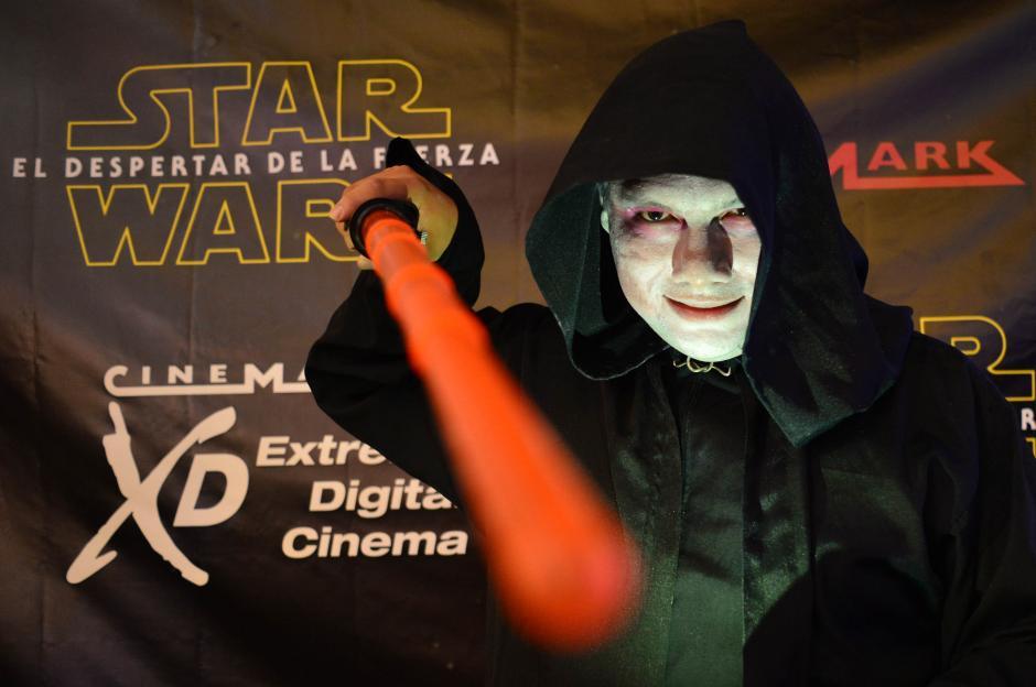El estreno de la séptima película será hoy a la media noche en las 12 salas del cine del comercial. (Foto: Jesús Alfonso/Soy502)