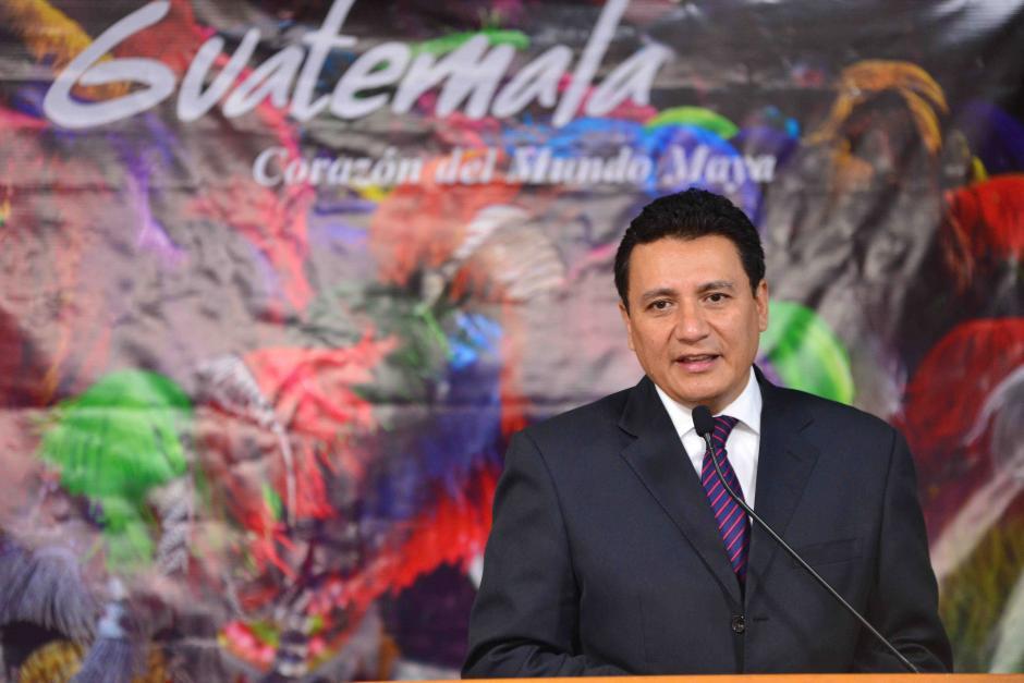 El director del Inguat resaltó la importancia de este festival que atrae a personas de otros países. (Foto: Jesús Alfonso/Soy502)