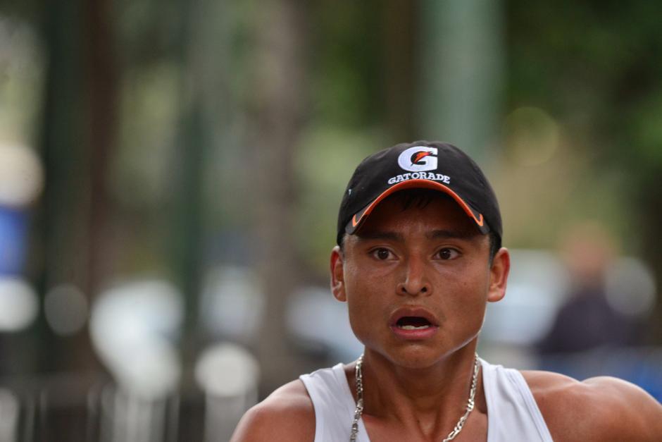 Barrondo es uno de los siete marchistas clasificados a los Juegos Olímpicos de Río 2016. El subcampeón olímpico en Londres 2012, competirá en Brasil en 20 y 50 kilómetros. (Foto: Jesús Alfonso/Soy502)