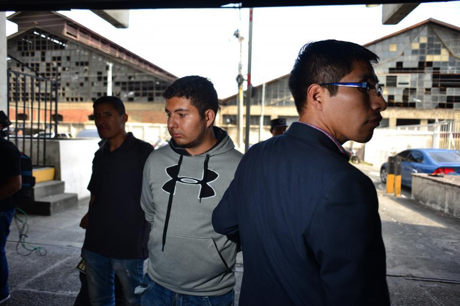 Los implicados serán procesados por el delito de secuestro. (Foto: Jesús Alfonso/Soy502)