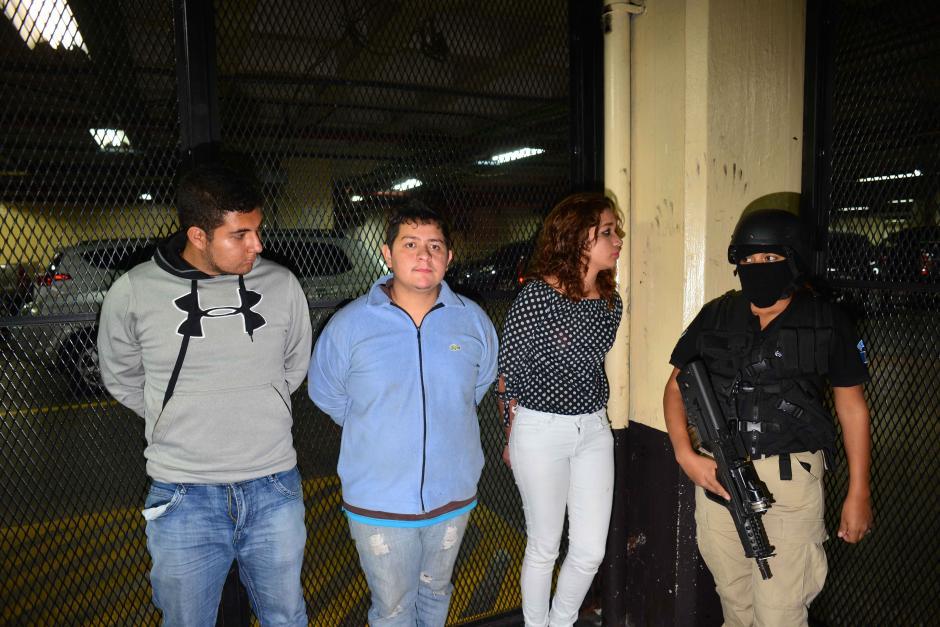 La DEIC dice que aún deben atrapar al cabecilla de la banda. (Foto: Jesús Alfonso/Soy502)