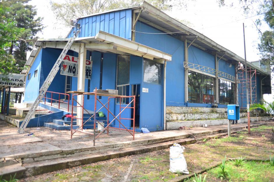 El estudio y limpieza de canaletas tiene un valor de 72 mil 500 quetzales. (Foto: Jesús Alfonso/Soy502)