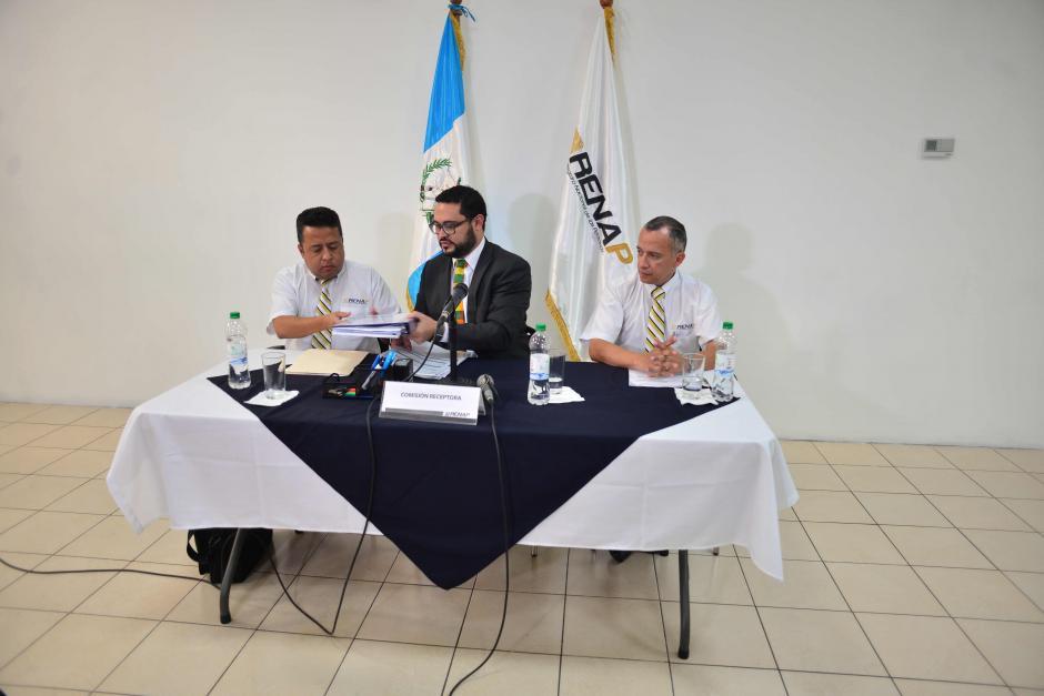 La Comisión Receptora recibió solo la oferta de Dosolid. (Foto: Jesús Alfonso/Soy502)