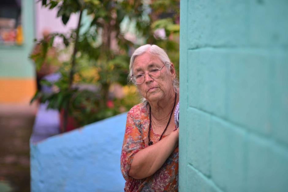 Aseguraron que no conocen a Lorena Valle de Rivas que es quien está recibiendo ese dinero. (Foto: Jesús Alfonso/Soy502)
