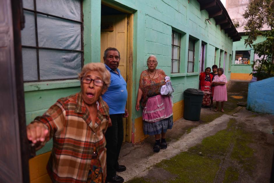 En total, el centro cuenta con 12 habitaciones. (Foto: Jesús Alfonso/Soy502)