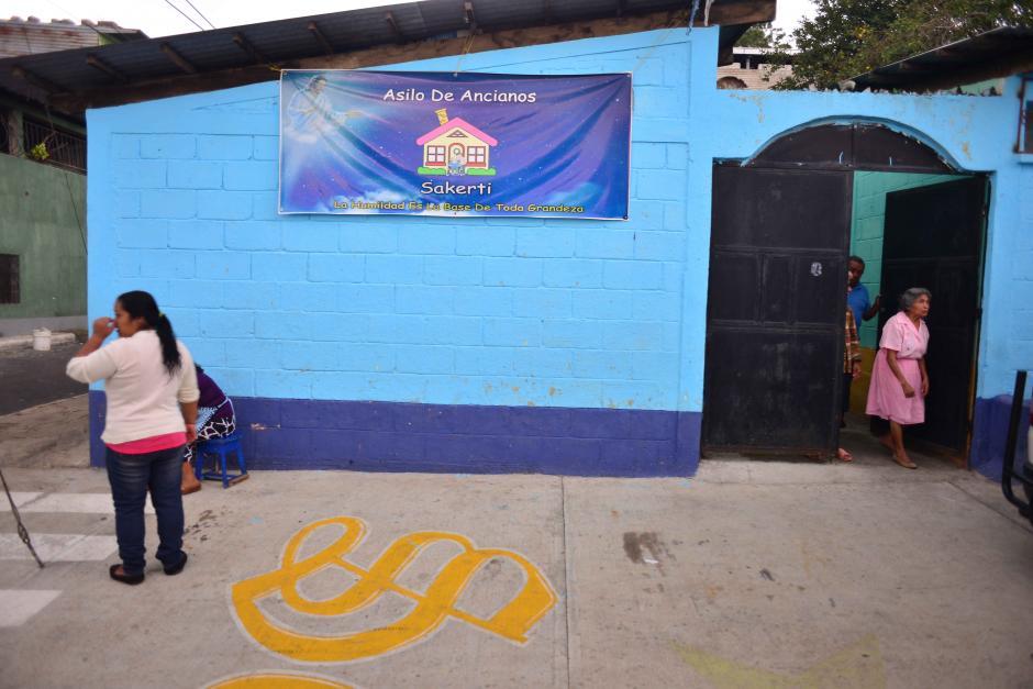 La dirección coincide con la que proporcionó la Secretaría. (Foto: Jesús Alfonso/Soy502)