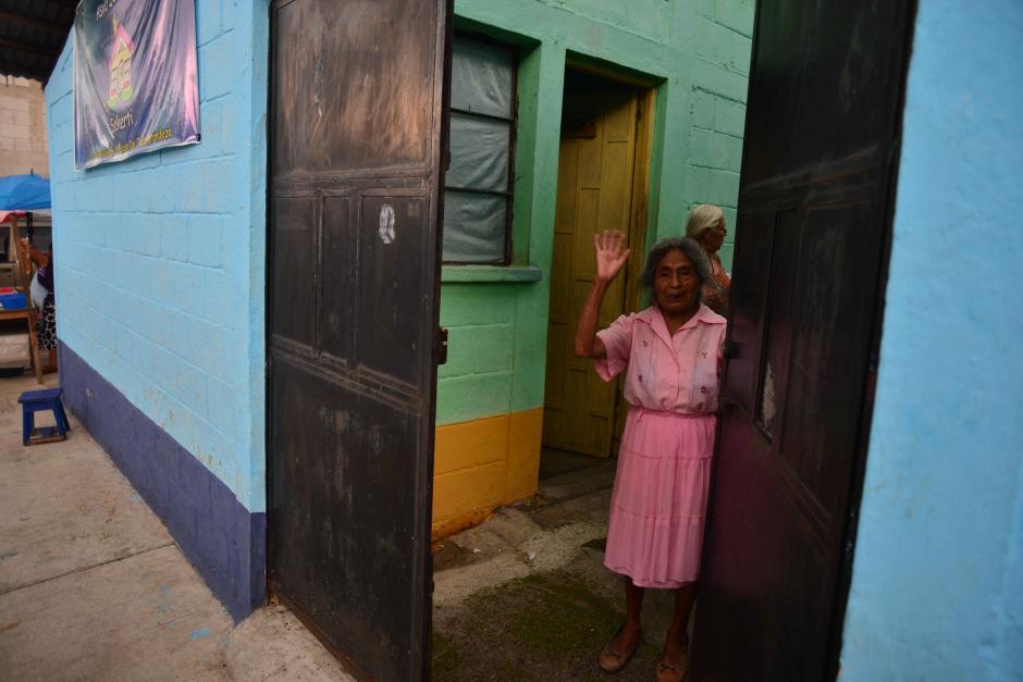 El otro asilo de la zona es el de Madre Teresa de Calcuta que tampoco ha recibido dinero del Ejecutivo. (Foto: Jesús Alfonso/Soy502)