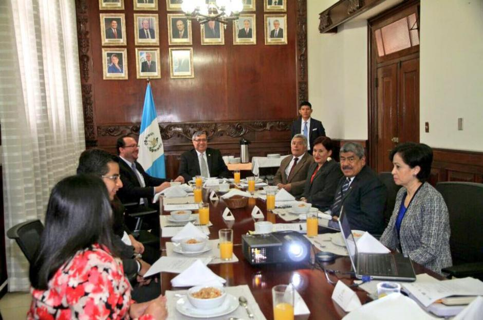 El vicepresidente Jafeth Cabrera anunció la creación de una nueva Política Nacional de Transparencia. (Foto: Facebook/ Jafeth Cabrera)