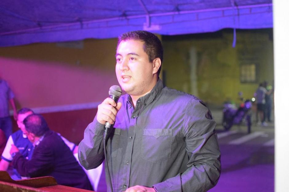 Jaime Lucero sería el representante de la UCN en la Junta Directiva. (Foto: Jaime Lucero/Facebook)