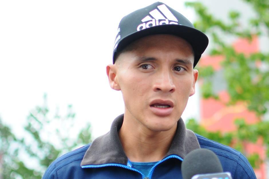 El deportista se siente ofendido por la decisión del COG. (Foto: Alejandro Balán/Soy502)