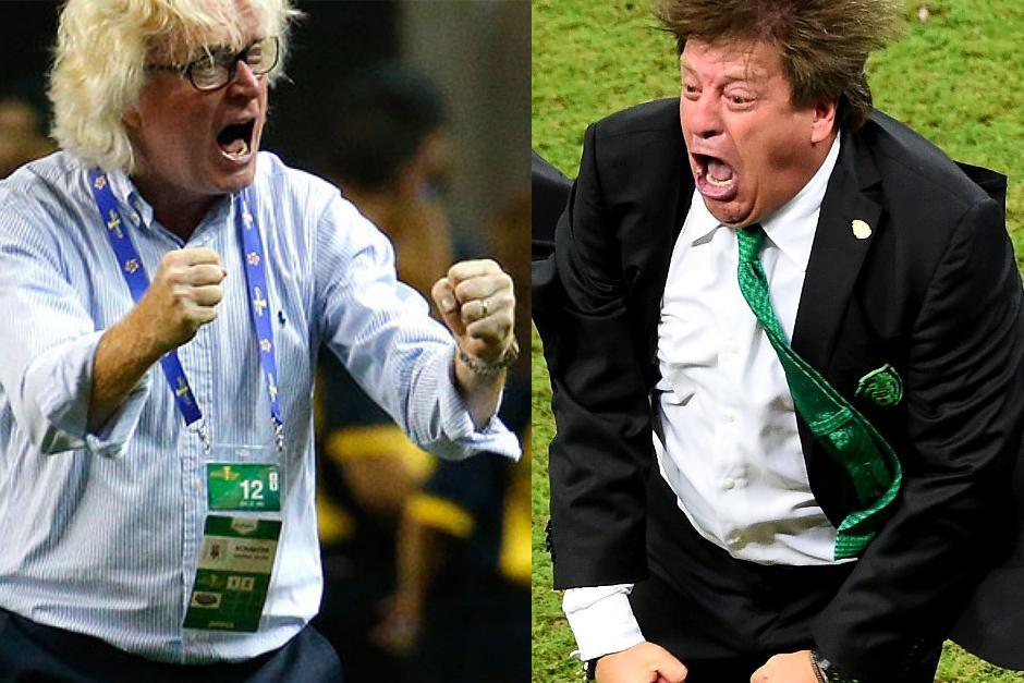 Los entrenadores de Jamaica y México se enfrentarán en una final inédita de la Copa Oro.