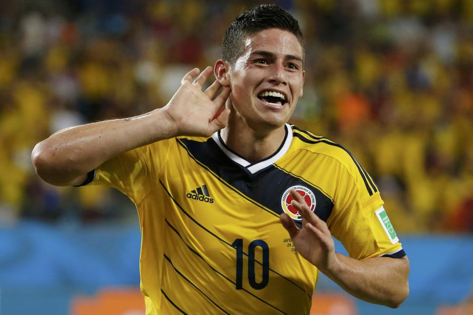 James Rodríguez foto