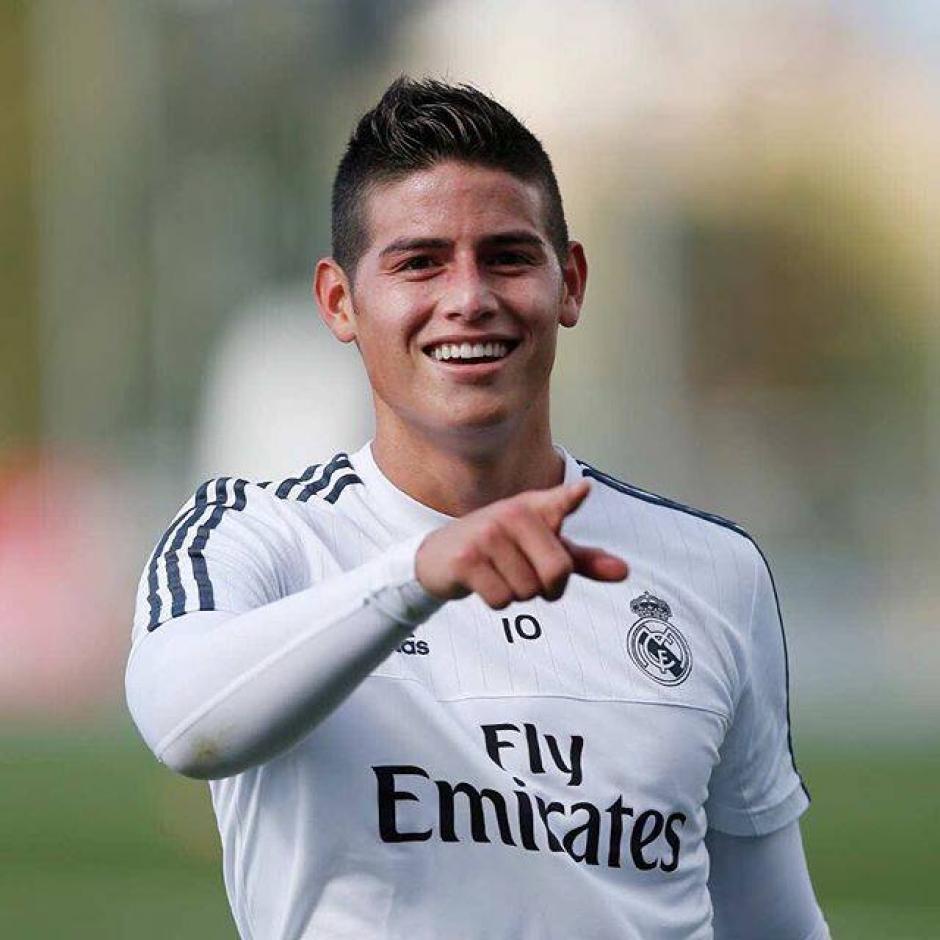 Tras una buena actuación en la Copa del Mundo 2014, fue fichado por el Real Madrid. (Foto: Facebook/James Rodríguez)