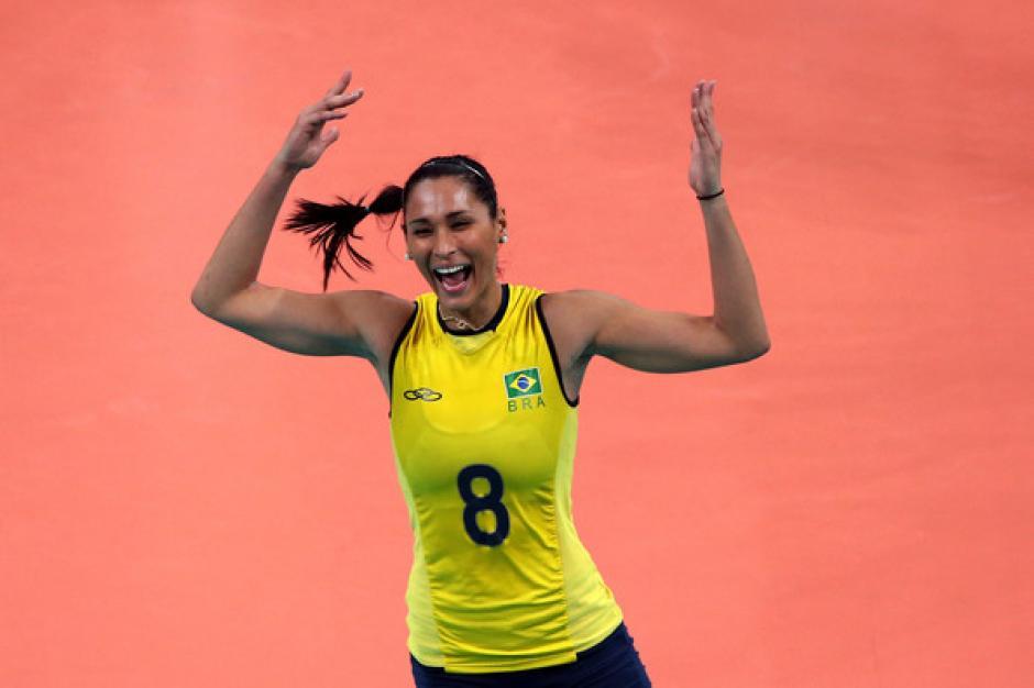 Jaqueline Carvalho es una ídolo en Brasil. (Foto: Instagram)
