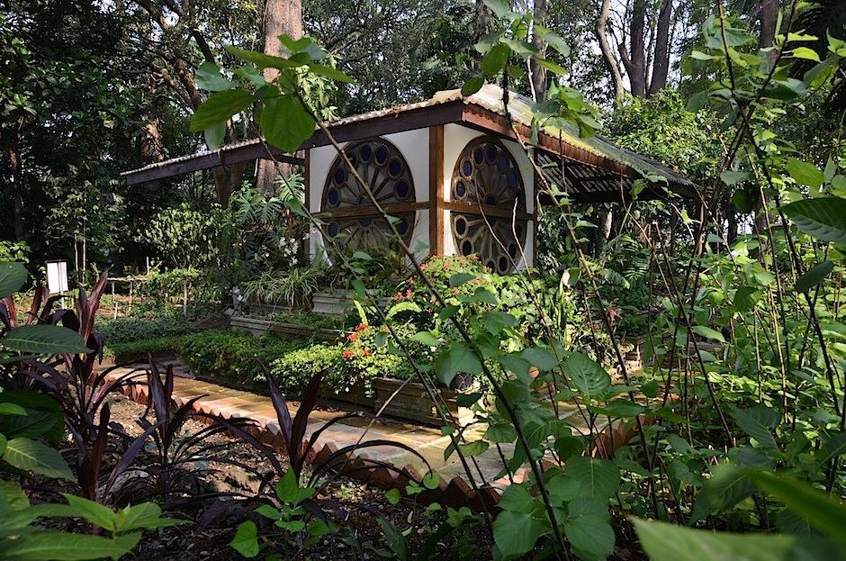 """""""La casita"""" se usó 40 años atrás como invernadero del lugar. (Foto: Selene Mejía/Soy502)"""