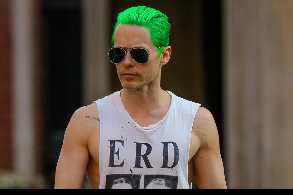 Jared está dejando su personaje de Joker atrás y retoma su sensualidad. (Foto: Archivo)