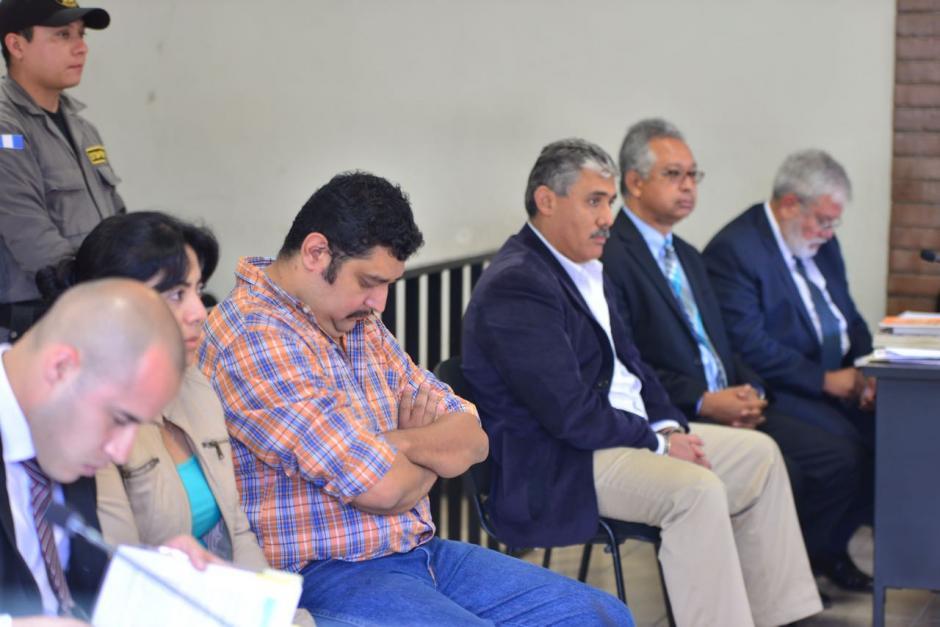 El Ministerio Público le imputó los delitos al director Claudio Solís.  (Foto: Jesús Alfonso/Soy502)
