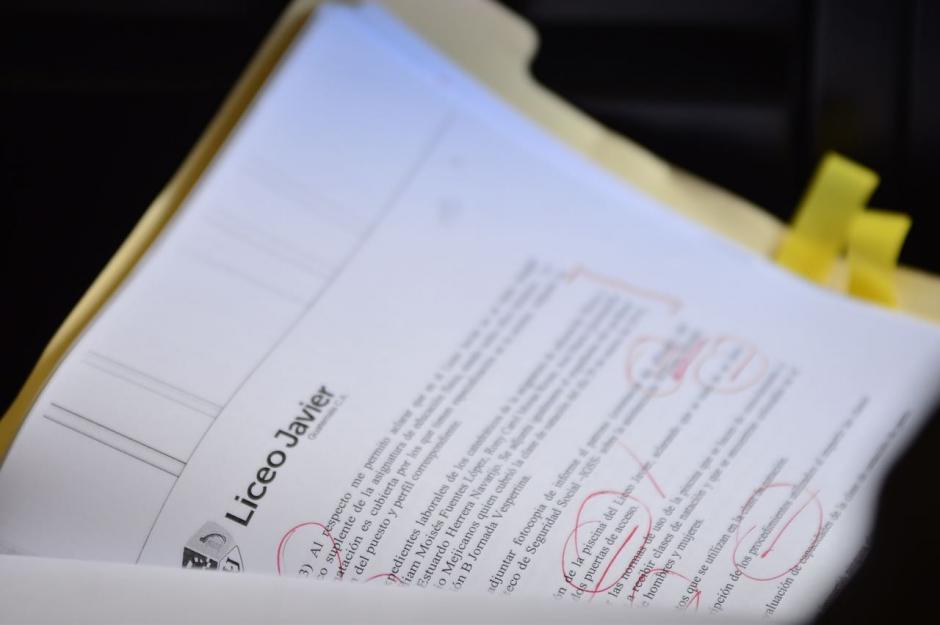 Según los compañeros de la víctima, el maestro no pasó lista de asistencia.  (Foto: Jesús Alfonso/Soy502)