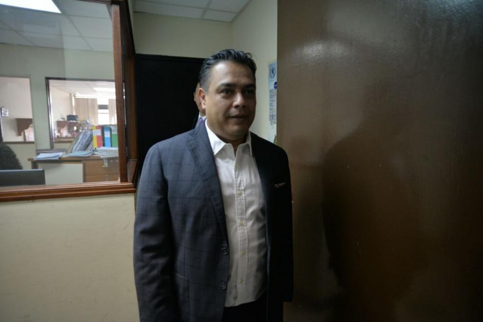 La reunión se realizó a puerta cerrada. (Foto: Wilder López/Soy502)