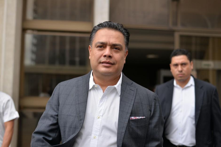 Hernández tuvo una orden de restricción durante un mes. (Foto: Archivo/Soy502)
