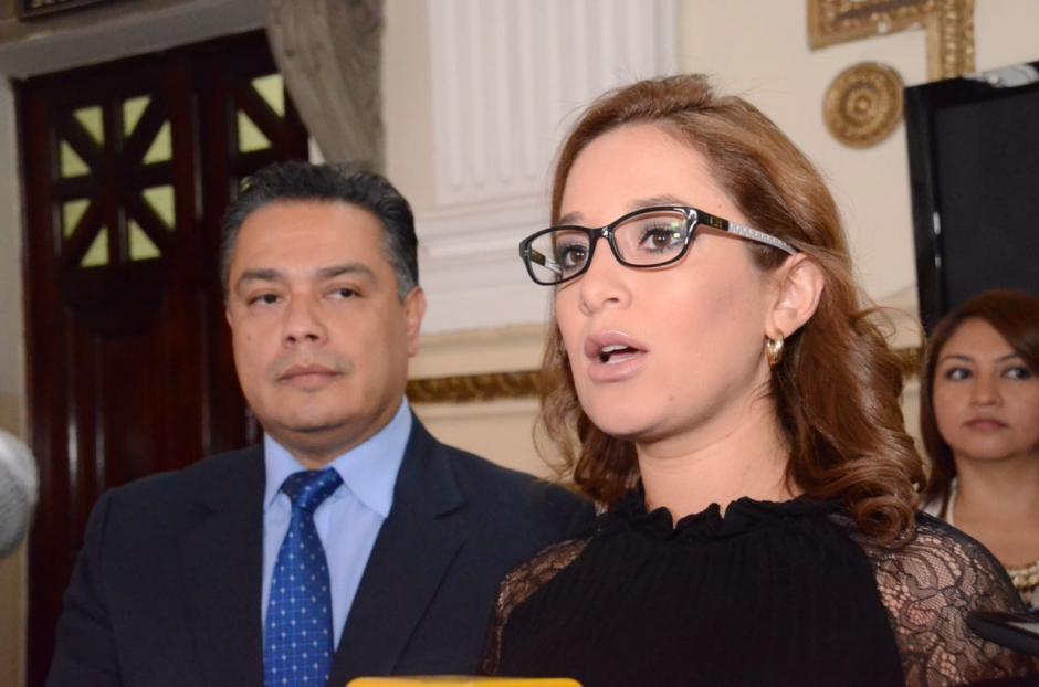 La iniciativa de ley fue presentada este martes en el Congreso. (Foto: cortesía José Castro)