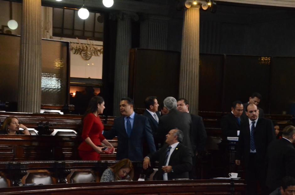 Sandoval denunció a Hernández por violencia contra la mujer. (Foto: cortesía José Castro)