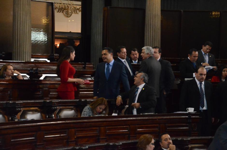 La denuncia generó tensión en el oficialismo. (Foto: cortesía José Castro)