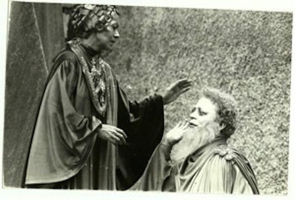 En 1983, ganó tres premios OPUS del Patronato de Bellas Artes como actor secundario. (Foto: facebook)
