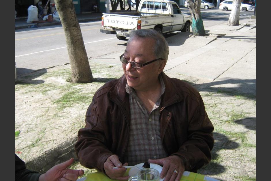 Javier Pacheco, uno de los pilares del teatro guatemalteco ha fallecido. (Foto: facebook)