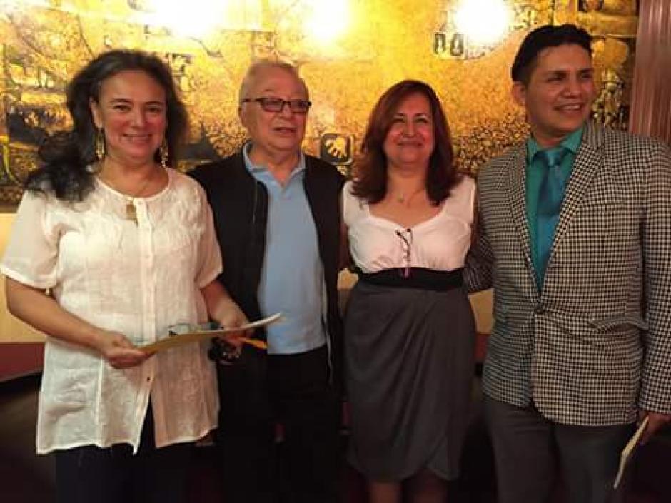 Su trabajo marcó la historia del teatro en GUatemala. (Foto: Facebook)