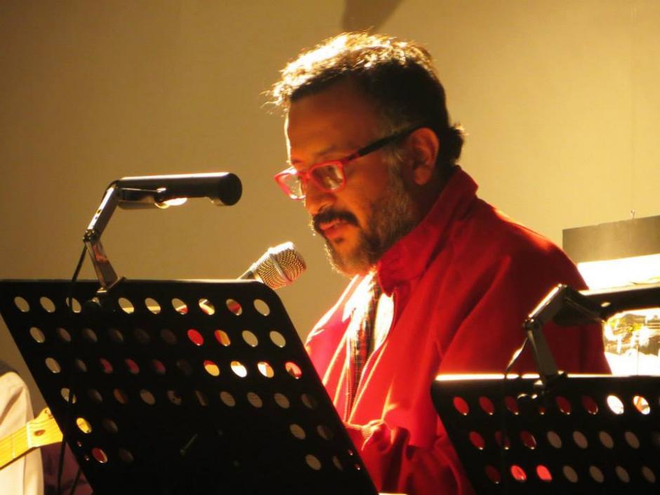 El escritor javier Payeras fue víctima de un accidente de tránsito. (Foto: Crea Guatemala)