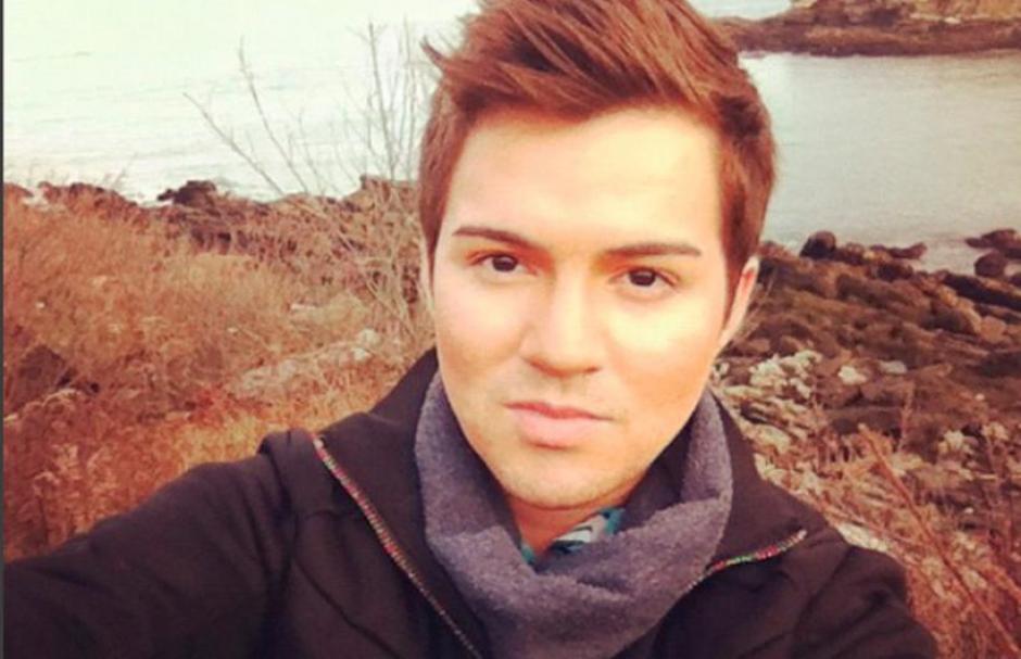 Jay Colindres es de origen guatemalteco. (Foto: Twitter/@JayColindres)