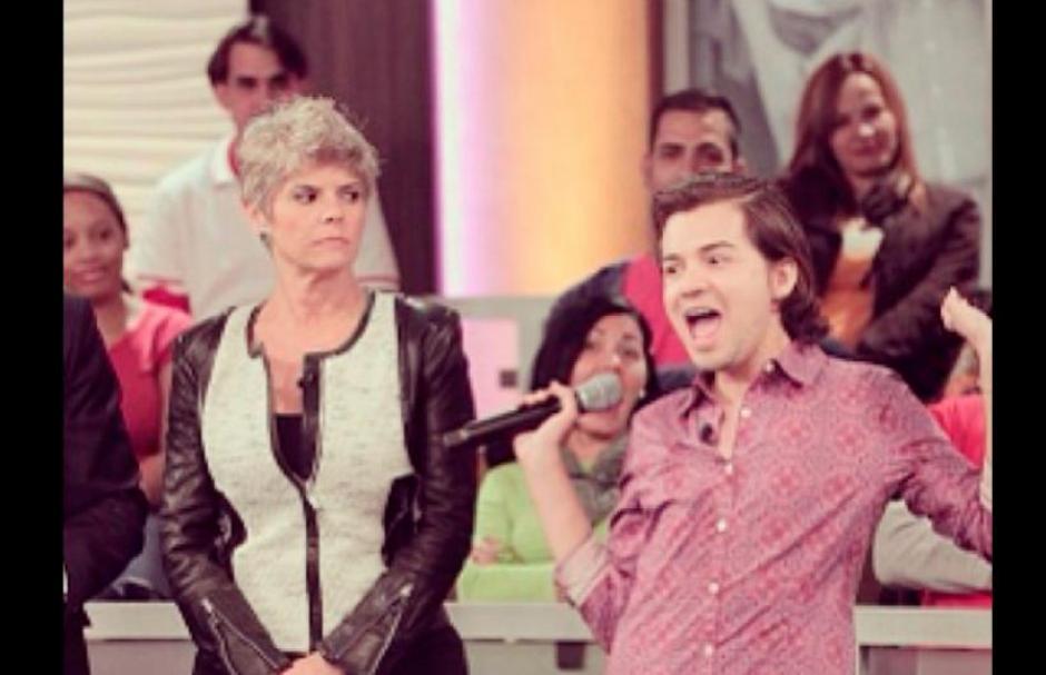 Saltó a la fama en el programa de Caso Cerrado. (Foto: Twitter/@JayColindres)