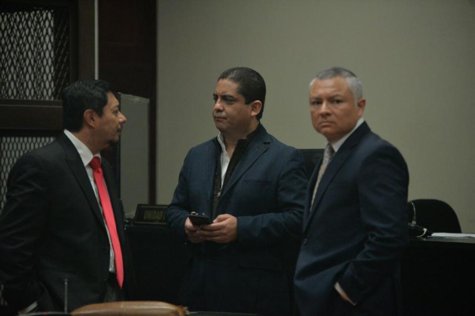 """Durante audiencia, """"Eco"""" pedirá medidas cautelares de seguridad. (Foto: Wilder López/Soy502)"""