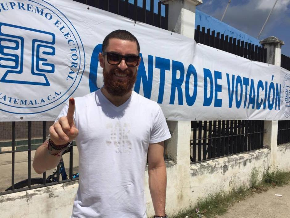 Jean Márquez, futbolista del equipo de Comunicaciones y exseleccionado nacional. (Foto: Cortesía/Soy502)