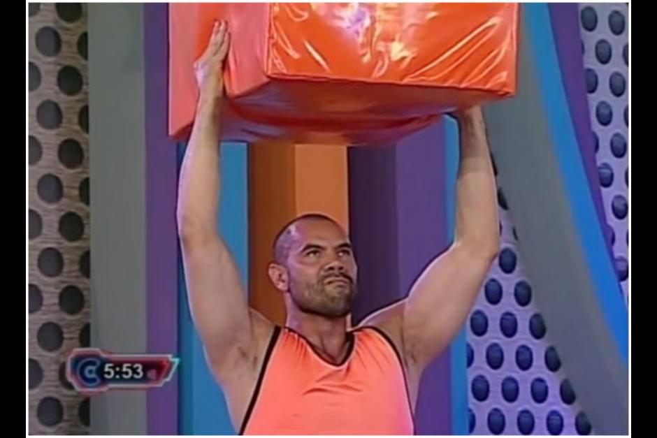 """Jeanpierre Mota fue integrante del equipo de color naranja del Programa de televisión """"Combate"""". (Foto: Archivo/ Facebook)"""