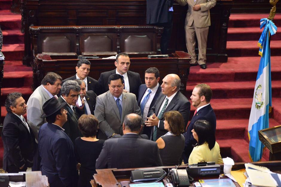 La propuesta fue aprobada por 109 diputados. (Foto: Jesús Alfonso/Soy502)