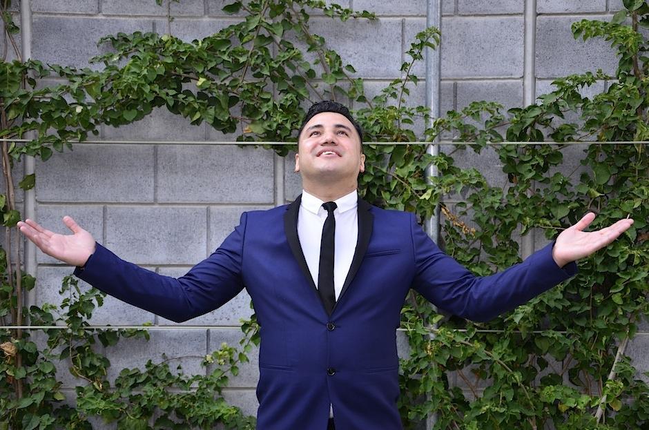 Jeff Aldana es un cantante de música cristiana que conquista corazones en Estados Unidos. (Foto: Selene Mejía/Soy502)
