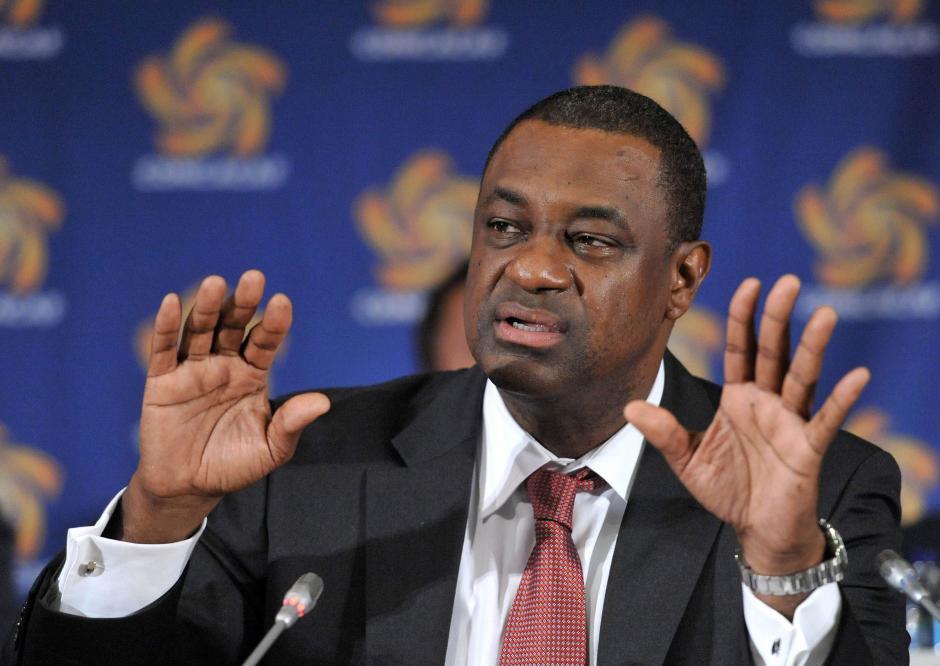 Jeffrey Webb, actual presidente de la CONCACAF, también está ligado a los escándalos de corrupción de la FIFA.