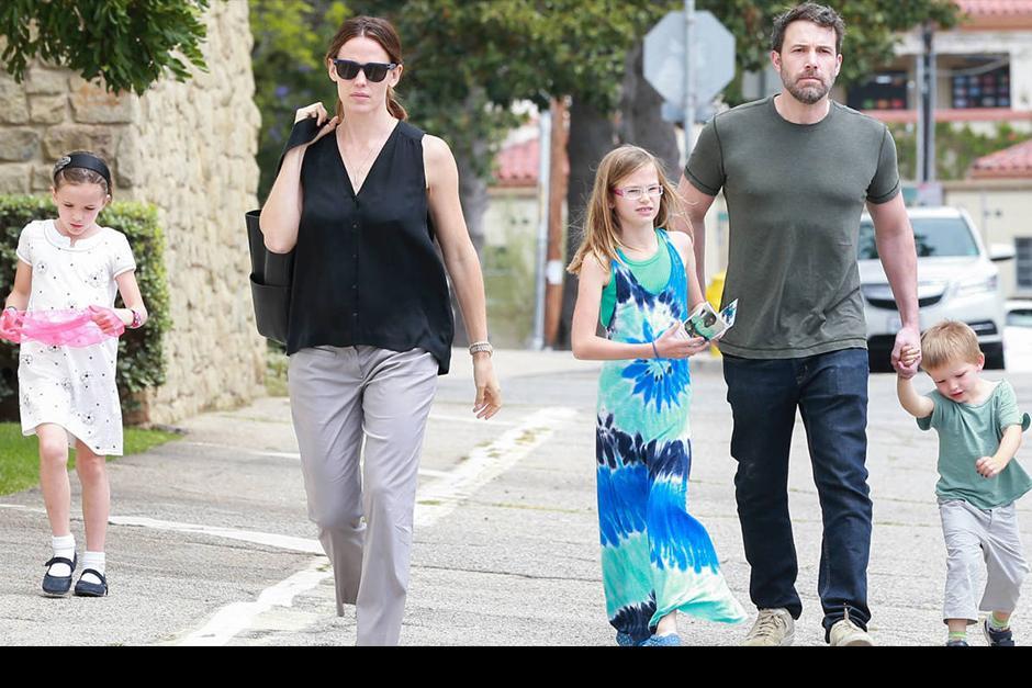 Jennifer y Ben son padres de tres niños. (Foto: Archivo)