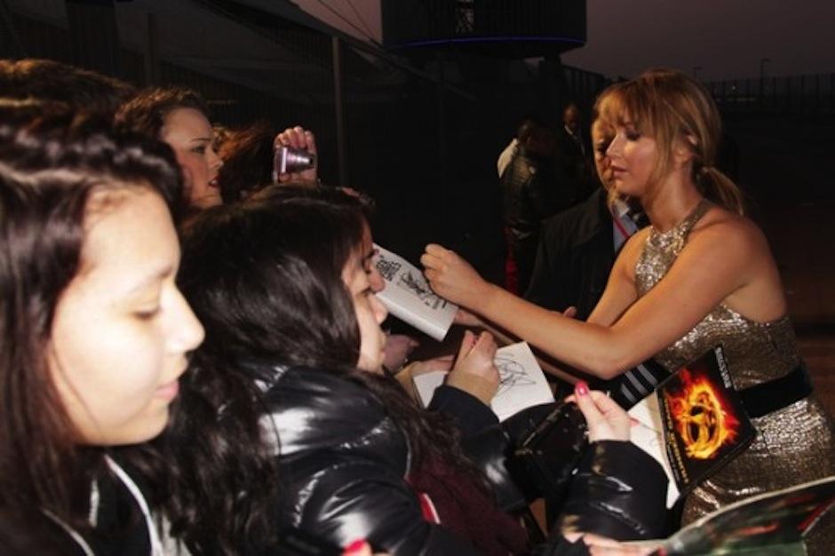 Jennifer adora a sus seguidores pero les pone límites. (Foto: hungertimes.com)