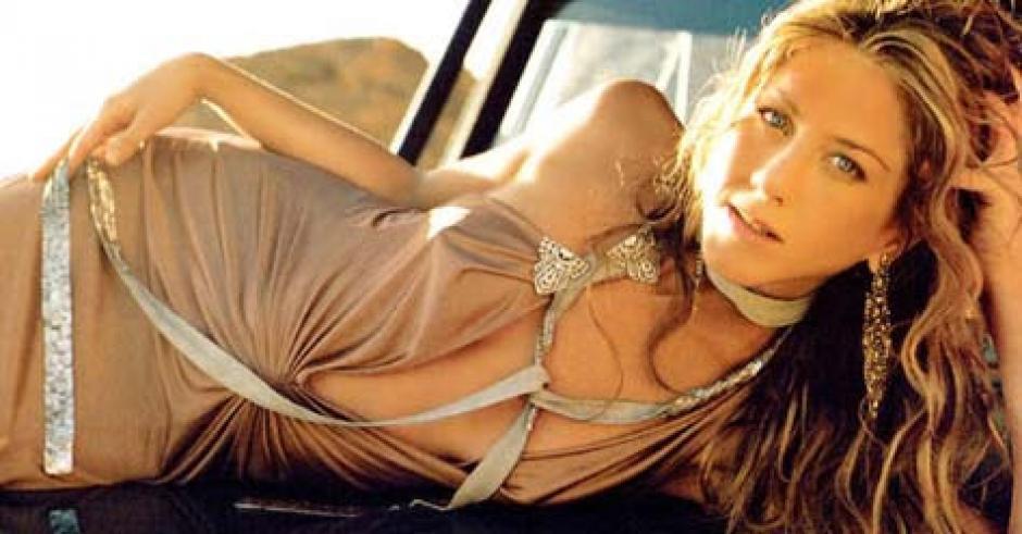 Aniston nació en Los Ángeles y creció en Nueva York. (Foto: kisax.com)
