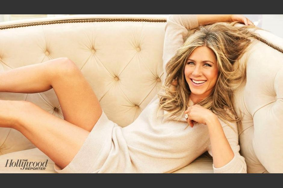 Jennifer Aniston regresa a la televisión. (Foto: Hollywood Reporter)